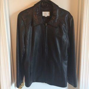 Worthington Leather Jacket